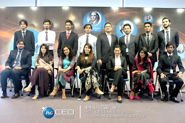 ceo challenge group